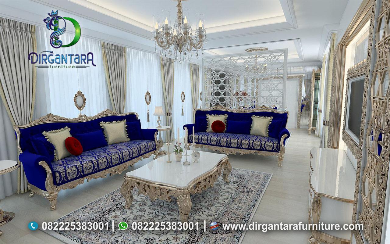 Sofa Ruang Tamu Mewah ST-01