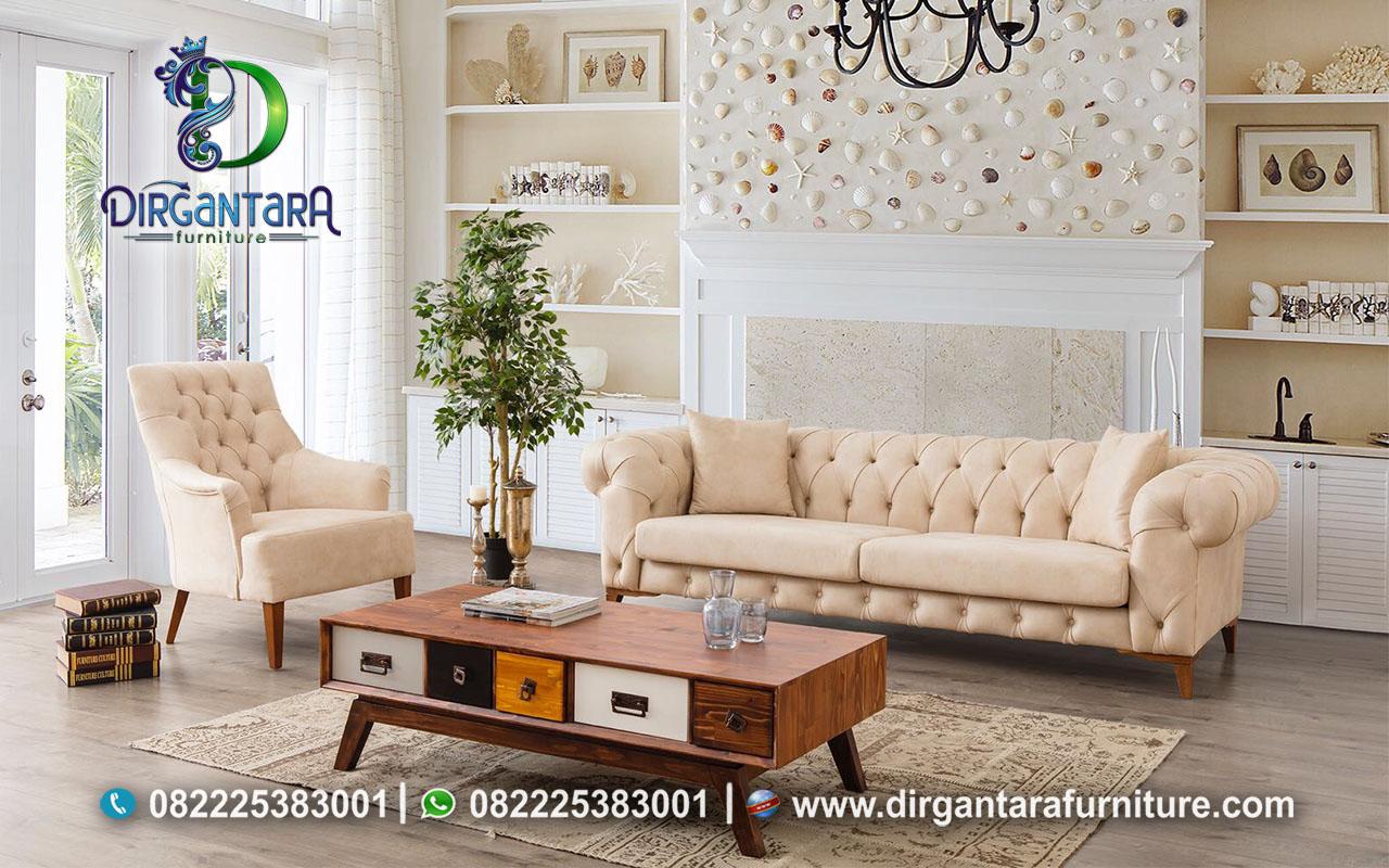 Jual Sofa Minimalis Model Terbaru Modern ST-27, Dirgantara Furniture