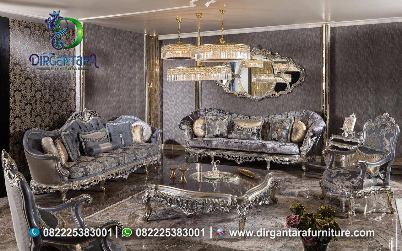 Inspirasi Model Sofa Tamu Klasik Terbaru ST-31, Dirgantara Furniture