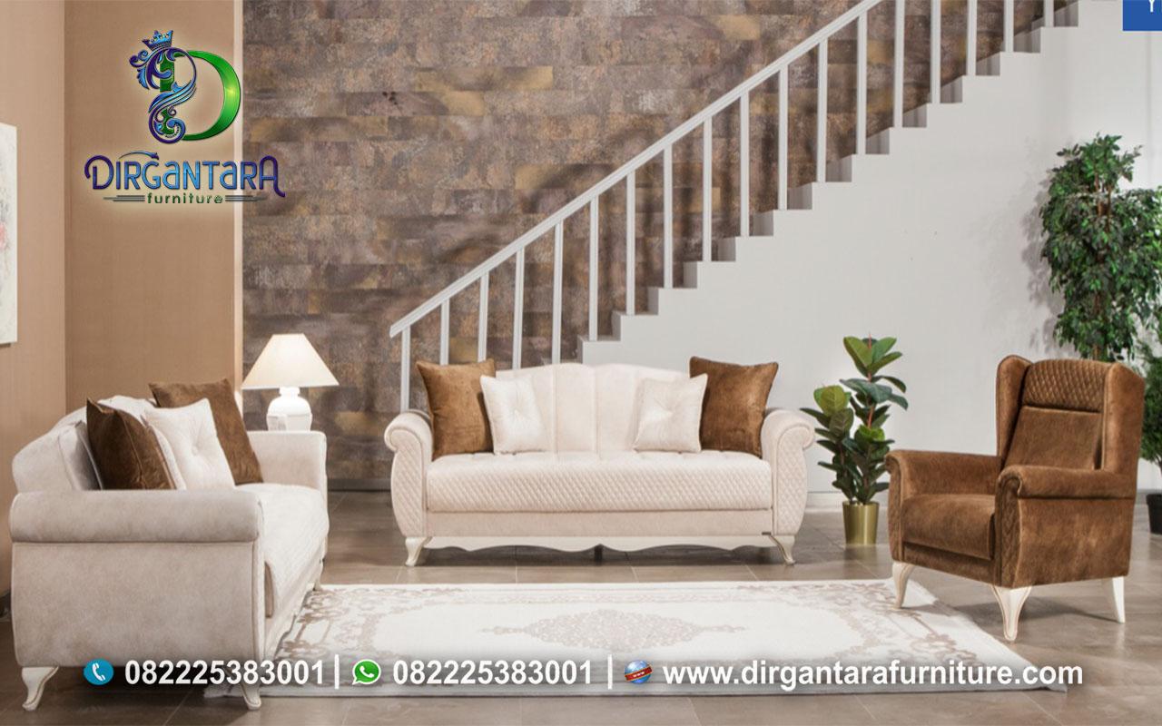 Jual Set Sofa Tamu Nyaman Berkualitas ST-35, Dirgantara Furniture