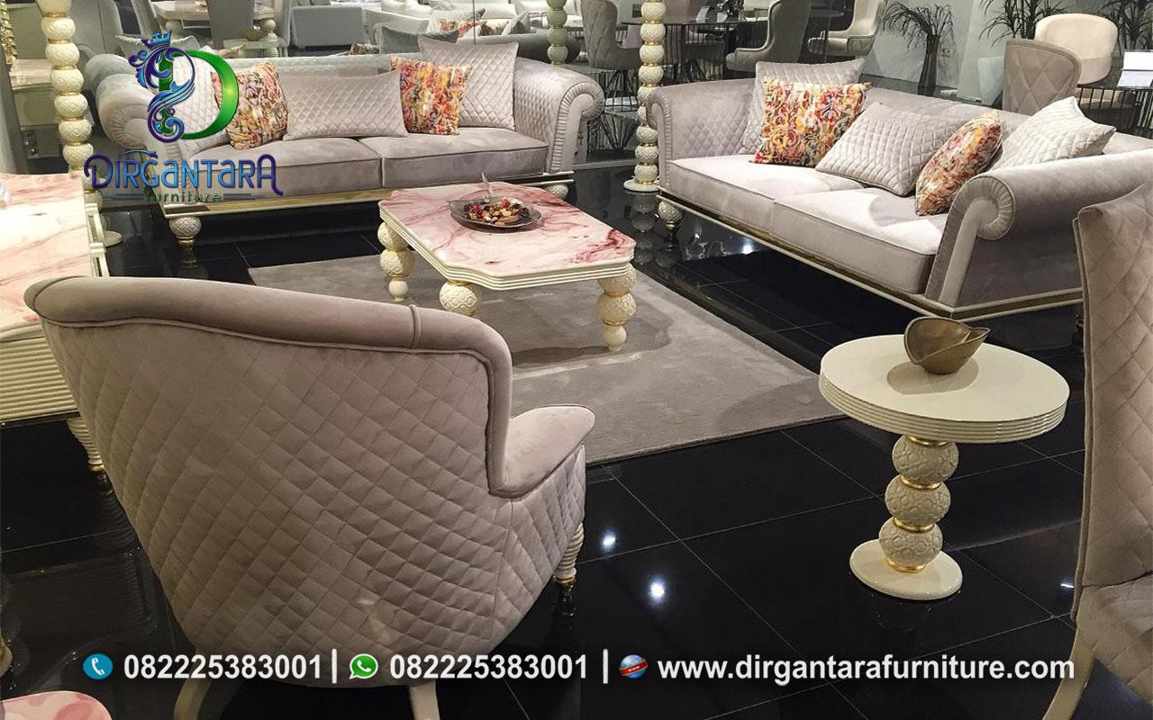 Model Sofa Unik Minimalis Modern ST-39, Dirgantara Furniture