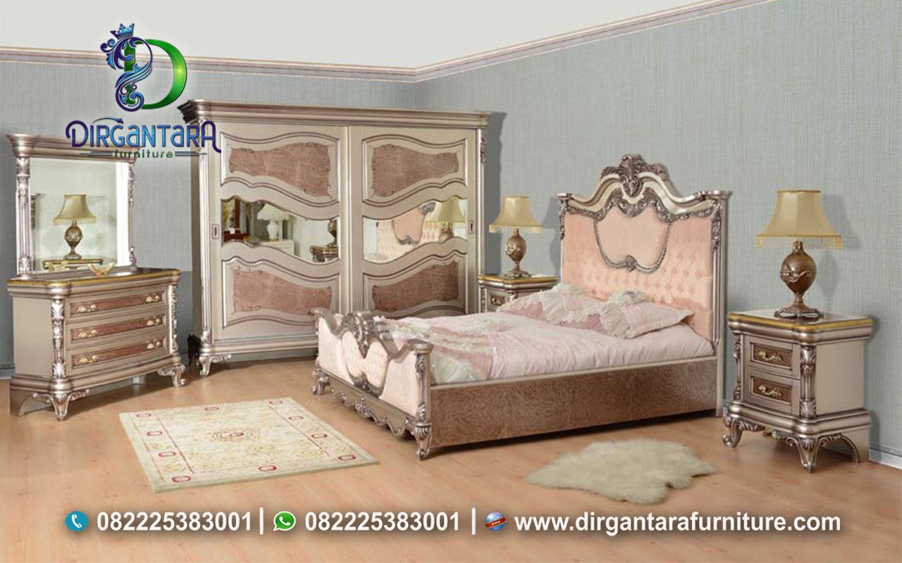 Desain Kamar Set Pink Soft Terbaik KS-26, Dirgantara Furniture