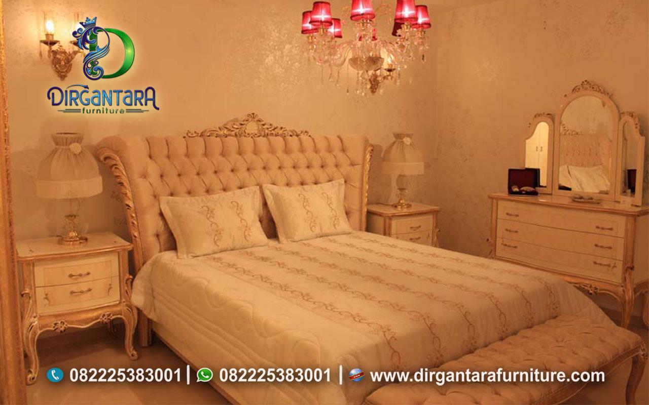 Jual Tempat Tidur Ukiran Asli Jepara KS-30, Dirgantara Furniture
