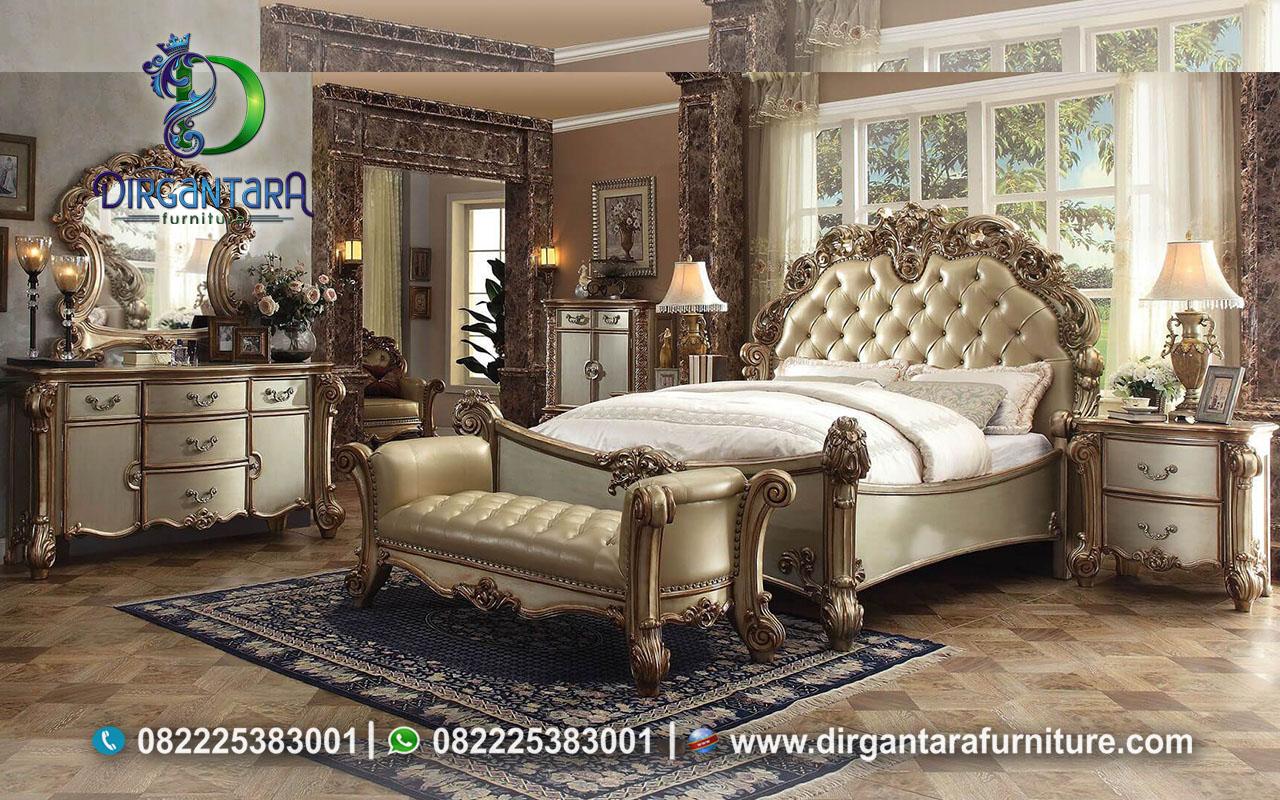 Kamar Set Jati Jepara Harga Terbaru 2021 KS-32, Dirgantara Furniture