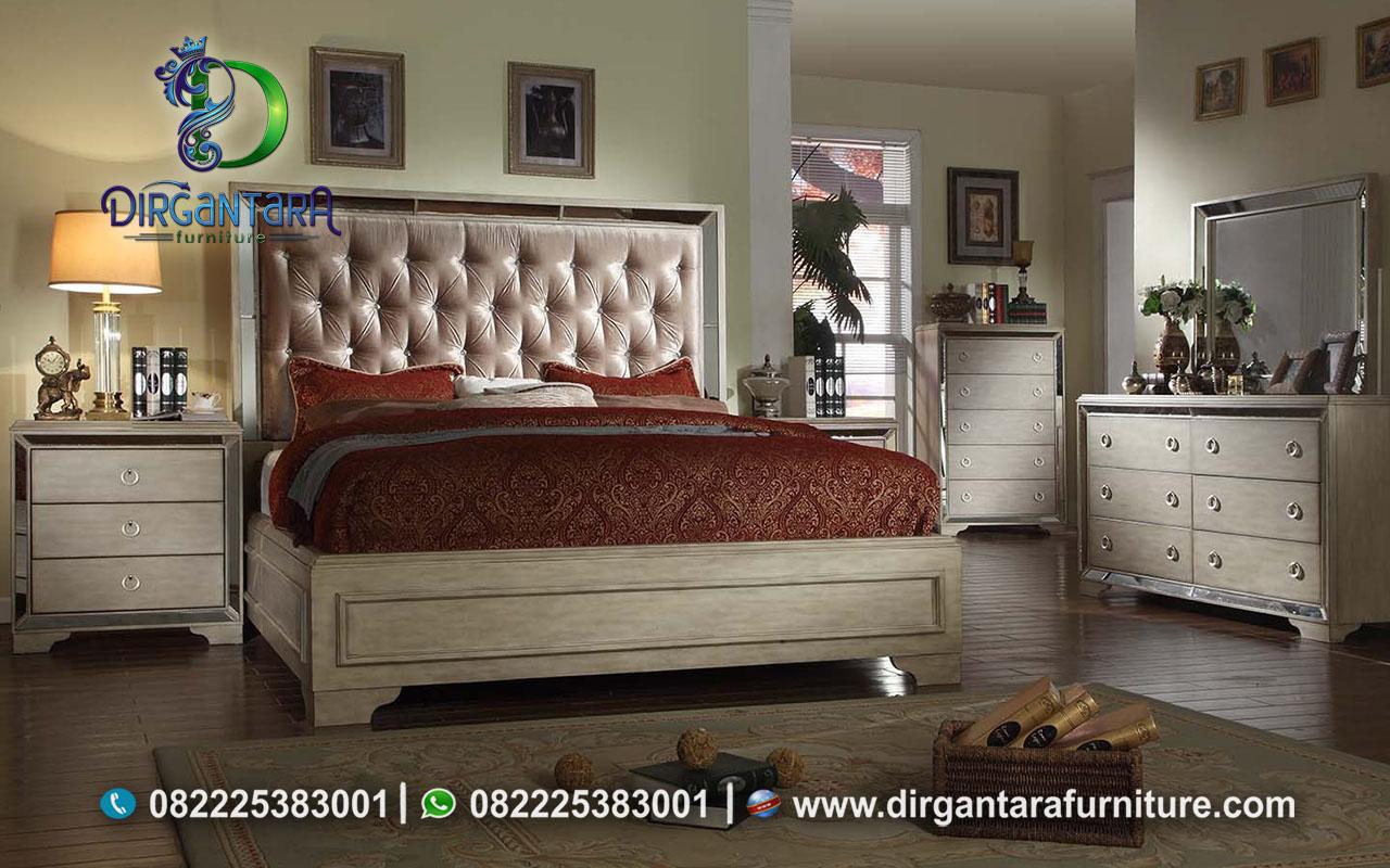 Jual Set Tempat Tidur Minimalis Model Terbaru KS-35, Dirgantara Furniture