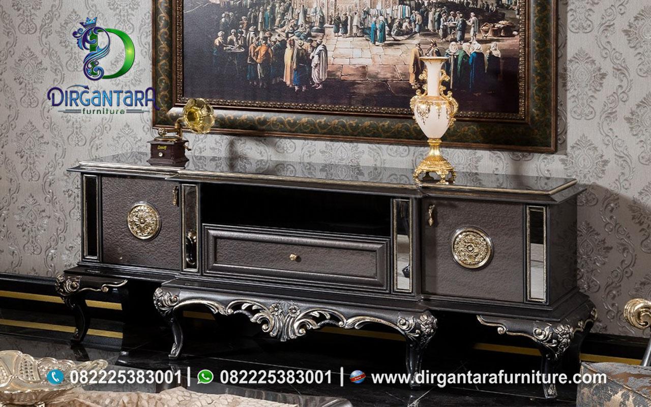Jual Meja TV Minimalis Murah BTV-43, Dirgantara Furniture