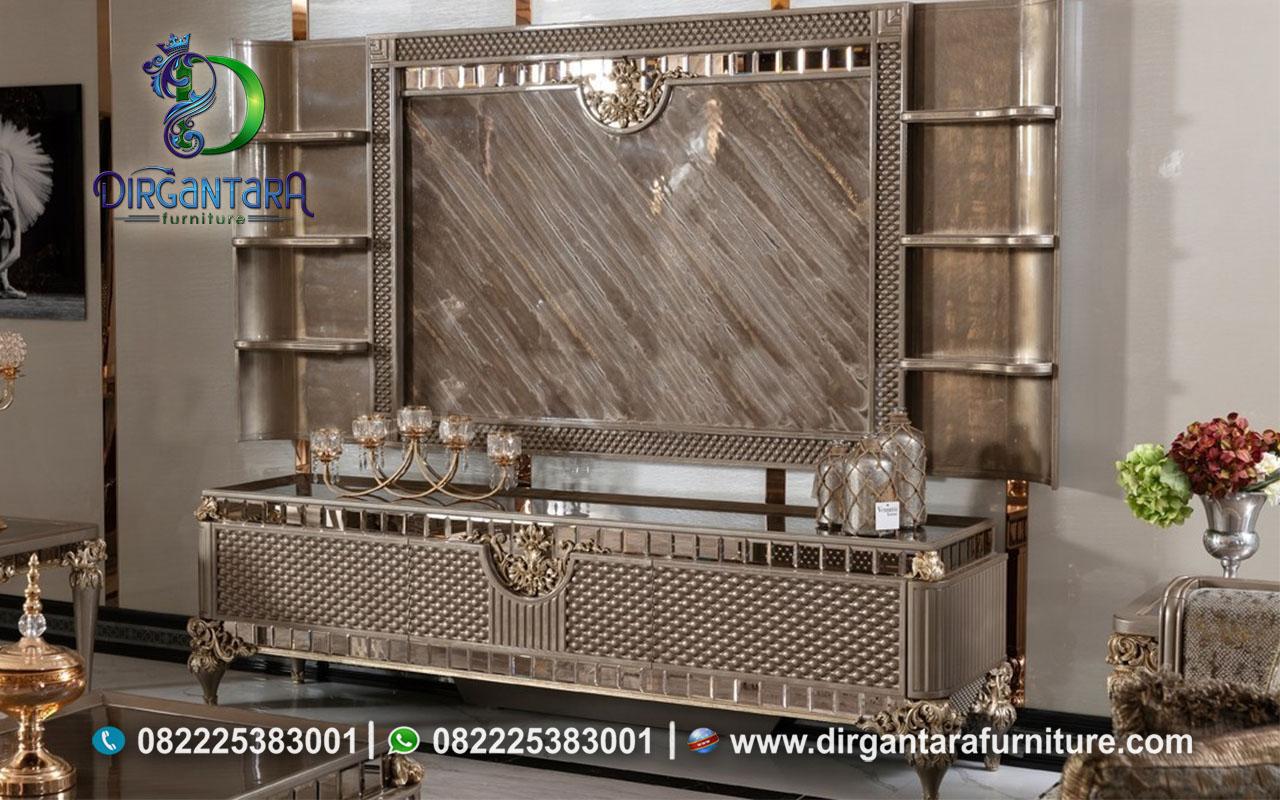 New Backdrop TV Klasik Bernuansa Turki BTV-82, Dirgantara Furniture