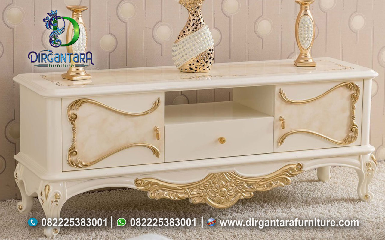 New Meja Credensa TV Lukis Minimalis BTV-84, Dirgantara Furniture